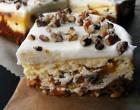 Culinary Creations: Carrot Cake Cheesecake