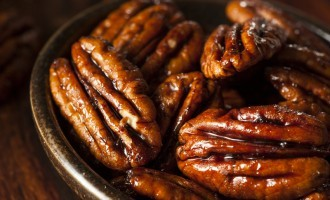 Snack Attack: These Candied Pecans Are The Perfect Combination Of Sweet & Savory