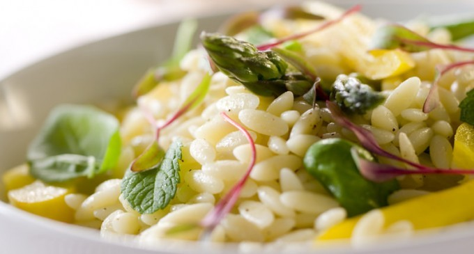 how to cook orzo without draining