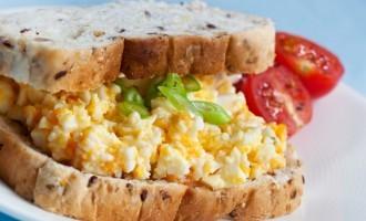 Easy Easter Egg Salad