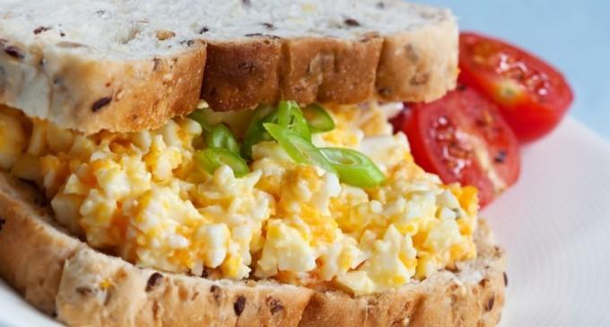 Easy Easter Egg Salad | Recipe Station