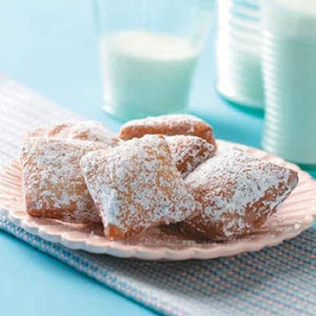 Authentic new orleans beignets recipe station for Authentic new orleans cuisine