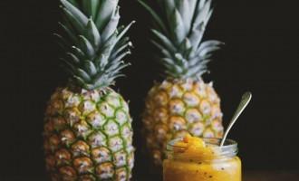 Sweet & Sour Pineapple Chutney