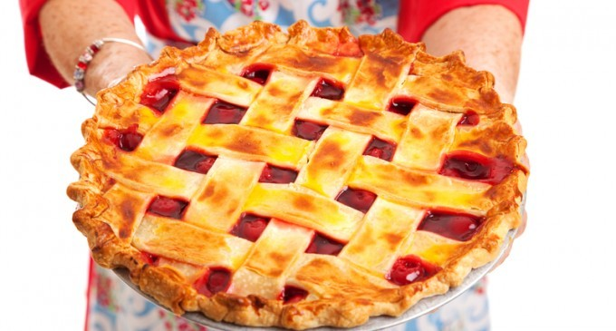 ... Homemade Classic Country Cherry Pie From Scratch | Recipe Station