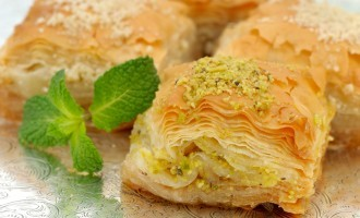 This Delicacy For Pistachio Baklava Will Have Your Mouth Watering…