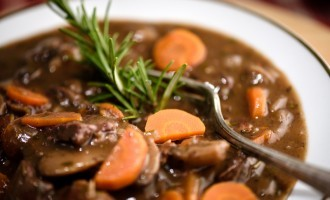 Beef Bourguignon Inspired By The Queen Of French Cuisine: Julia Child's