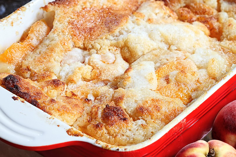 This Peach Cobbler Tastes So Good I Can't Wait To Try It A ...