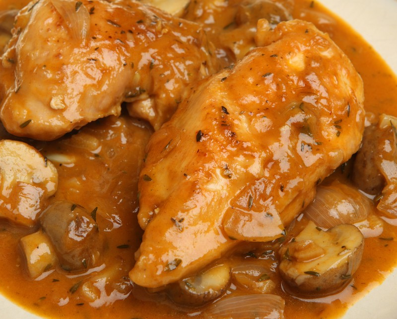 Stay Warm Amp Toasty With This Rustic French Chicken Dish Recipe Station