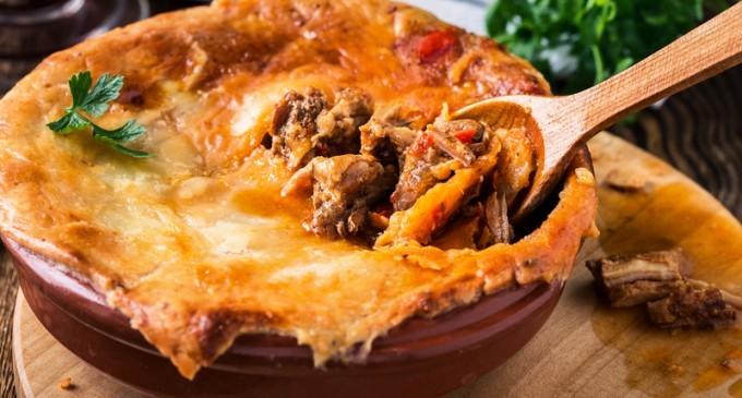 Award Winning Dinner Idea This Steak Amp Mushroom Pot Pie