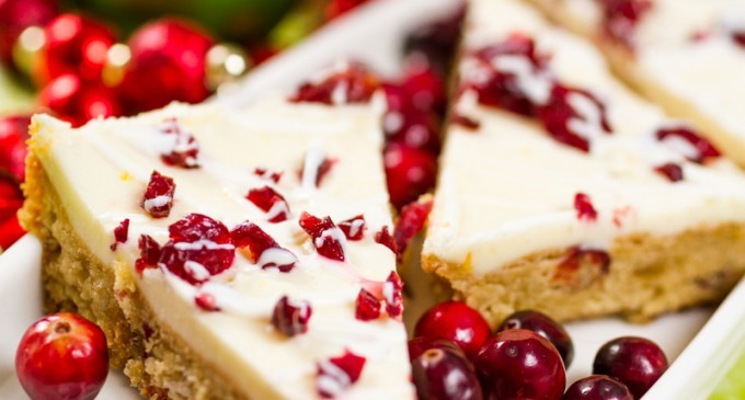 These Cranberry Bliss Bars By Starbucks Are A Seasonal Favorite Every Single Year!