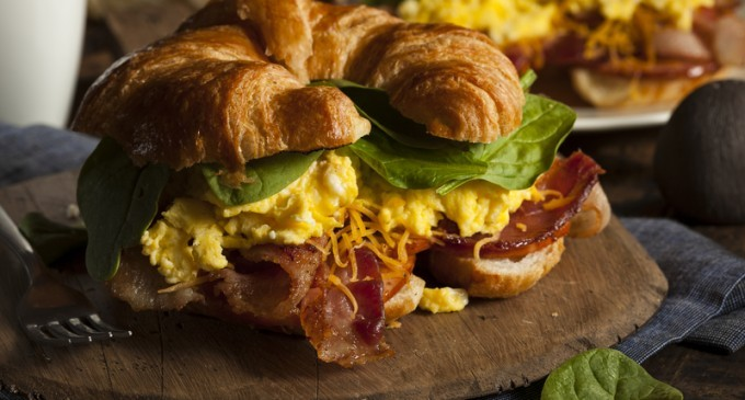 Make The Perfect Ham, Turkey & Bacon Croissant… This Recipe Hasn't Failed Me Yet!