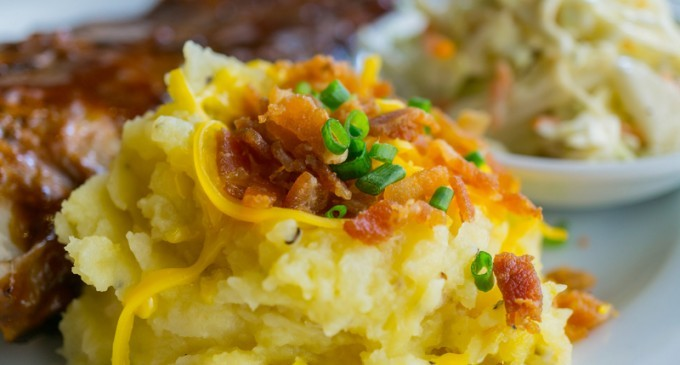 You Need To Make Extra Of This Mashed Potato Recipe Because It Get's Devoured Pretty Fast!