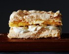 The Worlds Best Cake: Banana, Coconut Cream Sandwiched Between Layers Of Buttery Shortbread