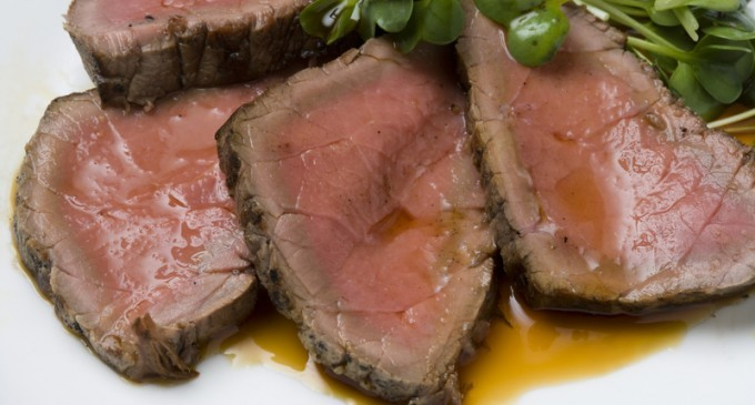 Main Dish Recipe: Tender Roast Beef