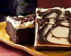 These Triple Chocolate Cheesecake Bars Are So Good They Must Be Sinful!