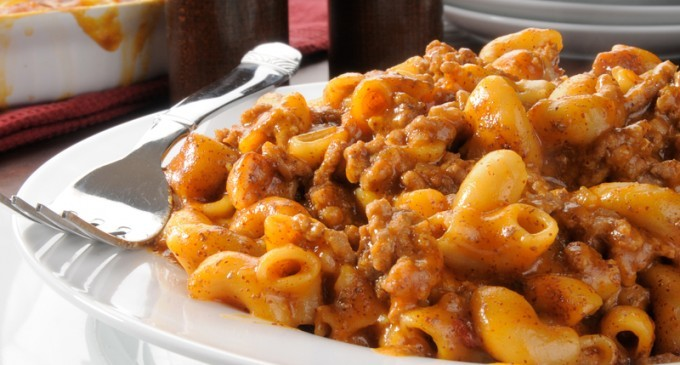 Cheese & Chili: Two Of Our All-Time Comfort Foods Together In This Fantastic One Pot Dish!