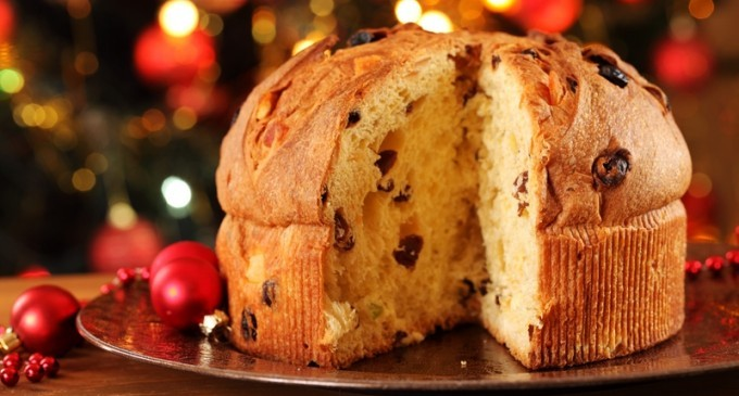 Looking To Impress This Year? Bring A Loaf Of Traditional Panettone Bread