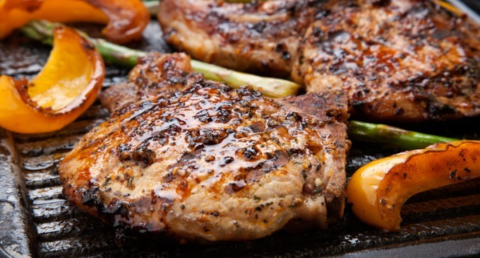 This Has To Be The Most Tender Pork Chop Recipe I Have Ever Made Outside Of My Slow-Cooker