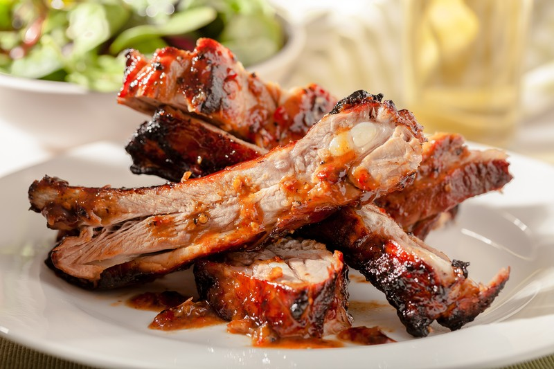 No Napkins Required. These Slow Cooker Ribs Are Finger Licking Good! - Recipe Station