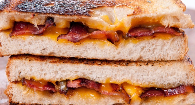You'll Never Guess Why They Call This Sandwich The Ultimate Grilled Cheese!