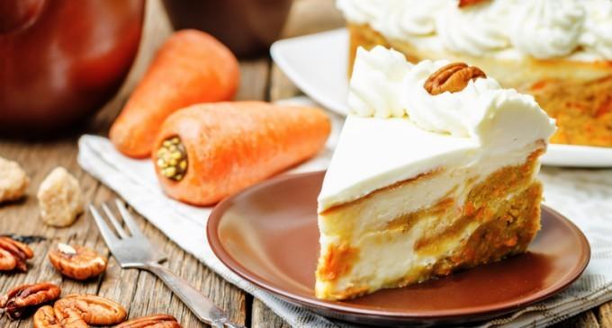 Best Damn Carrot Cake Recipe