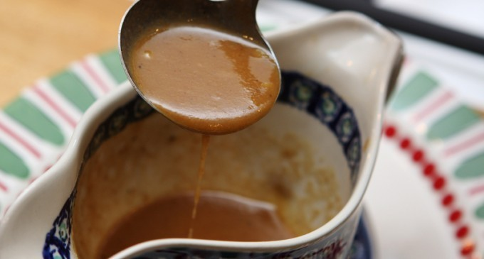 This Delicious Brown Gravy Is Simple To Make & Goes Well With Just About Anything!