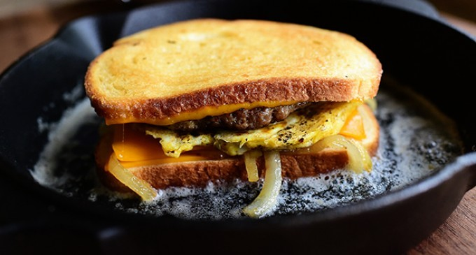 Does It Really Get Any Better Than A Classic Patty Melt??? Not When It's This Good!