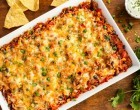 This Cheesy Beef & Sweet Potato Casserole Is Getting Rave Reviews- We Can't Stop Eating It!