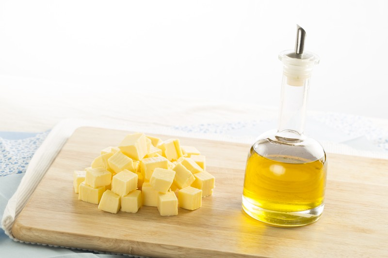 Do You Know When To Use Butter Not Oil When Cooking The