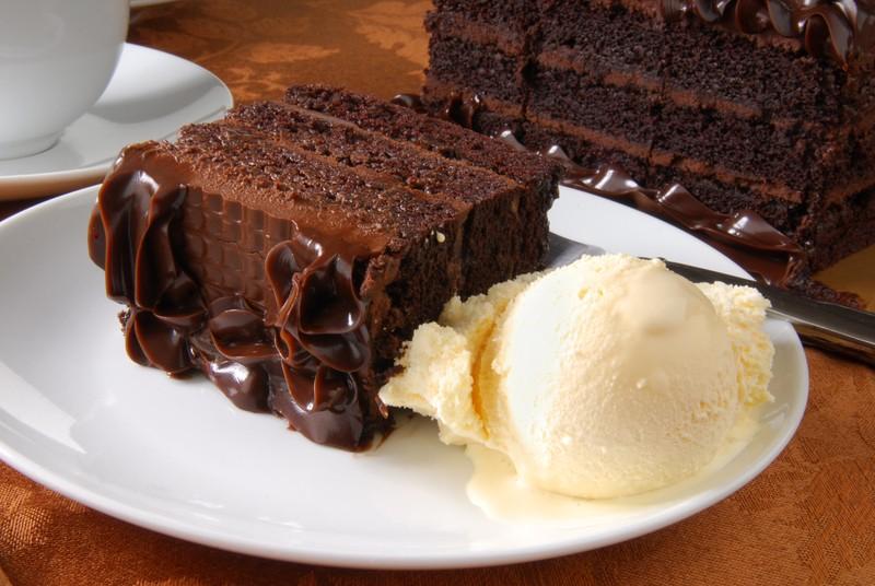 Devil S Food Death By Choc Cake