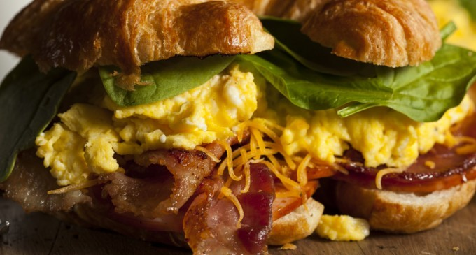 Are You Craving Something Trendy? Then Make New Jersey's Taylor Ham Sandwitch At Home!