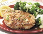 These Asiago-Crusted Pork Chops Were Mouthwatering: We Couldn't Believe How Tender They Came Out!