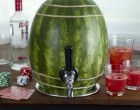 The Correct Way How To Make A Watermelon Keg – Because This Is How Drinks Should Be Served!