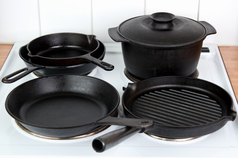 No Sponge Required Find Out How To Clean Cast Iron