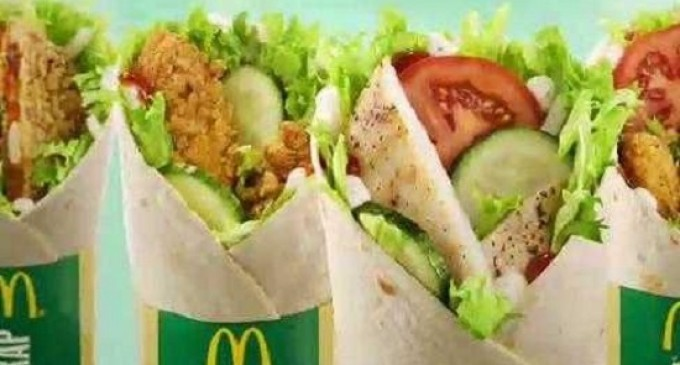 """McDonalds Is No Longer Selling Its """"Famed"""" McWrap Sandwich & The Reason Why Is Very Upsetting!"""