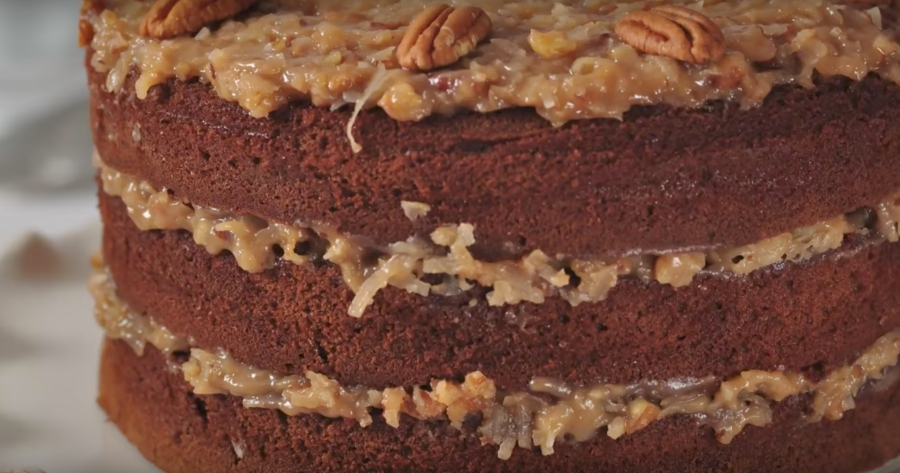 How To Make A Real German Chocolate Cake Without Fudging