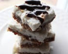 Have A Chocolate Craving But Don't Want To Break That Stupid-Strict Diet? Try These Coconut Bars Instead
