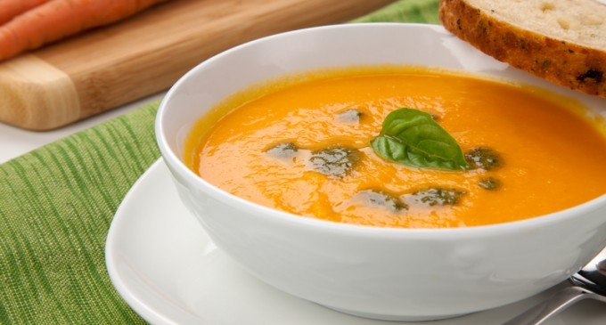 This Carrot & Thyme Inspired Soup Is Creamy, Hearty & Tastes Amazing ...