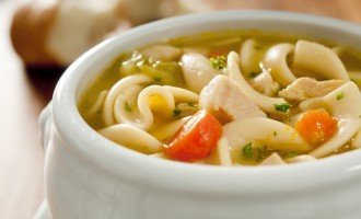 When The Cold Weather Hits Nothing Beats A Nice Warm Bowl Of Our Homemade Chicken Noodle Soup