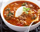 We Just Discovered How To Make Lasagna Soup & It Was The Best Damn Thing We've Ever Tasted
