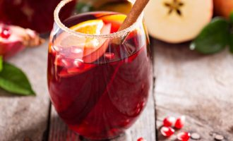 Celebrate The Cooler Weather With Something Slightly More Adult… This Cider Beer Sangria Might Do The Trick!