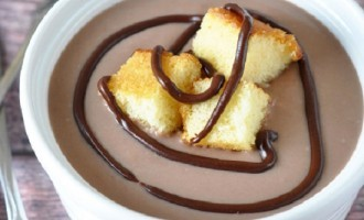 Who Wants Regular Traditional Soup When They Can Make This Rich Chocolate Version?