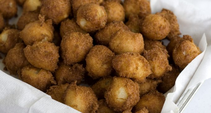 These Hushpuppies Might Look Boring But They Have A Secret Ingredient That Takes Them To A Whole New Level