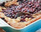 Forget The Oven: We Made This Delicious, Seasonal Berry Cobbler Right On The Grill & It Tasted Awe-Mazing!