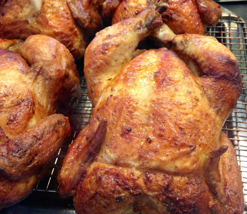 We just found out something shocking about costco s for Costco rotisserie chicken ingredients