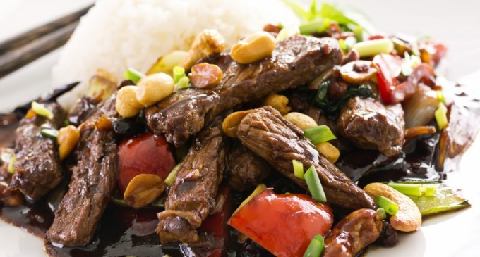 This Old-Fashioned Mongolian Beef Recipe Has All Of Our Favorite Ingredients