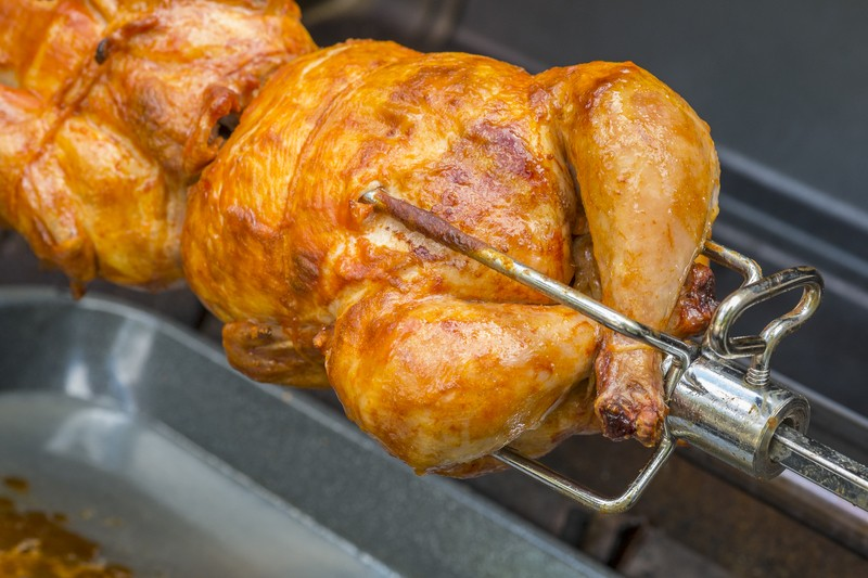 We just found out the truth about how costco s rotisserie for Costco rotisserie chicken ingredients