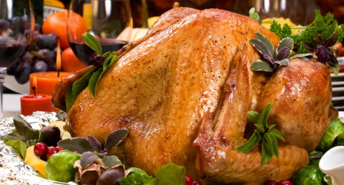 That Big Turkey Dinner Might Not Be The Reason Everyone Was Sleepy After Dinner; There's Another Reason