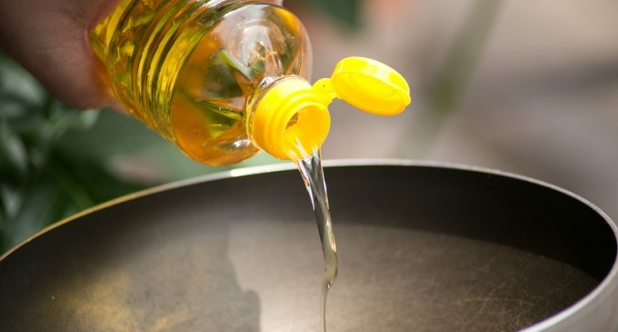 Have Some Left Over Cooking Oil Don T Want To Toss It