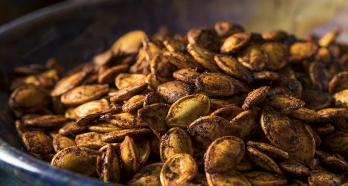 Ditch The Salt & Add This Spicy Little Kick To That Batch Of Roasted Pumpkin Seeds Instead